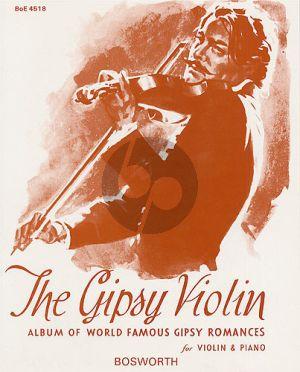 The Gypsy Violin Violin and Piano (arr. by Wolfgang Russ-Bovelino)