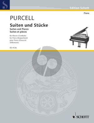 Suiten und Stucke Klavier