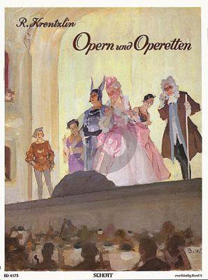 Opern & Operetten Vol.2 Klavier