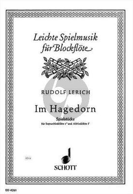 Im Hagedorn 2 Blockflöten