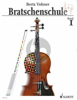 Bratschenschule Vol.1