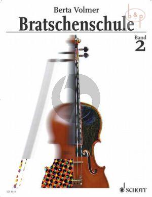 Bratschenschule Vol.2