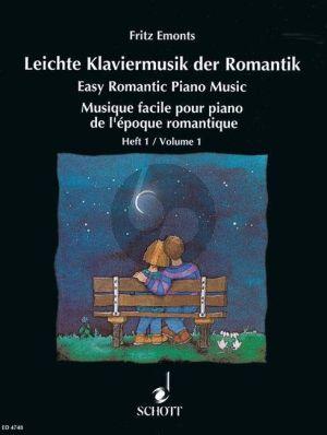 Leichte Klaviermusik der Romantik Komplett (Fritz Emonts)