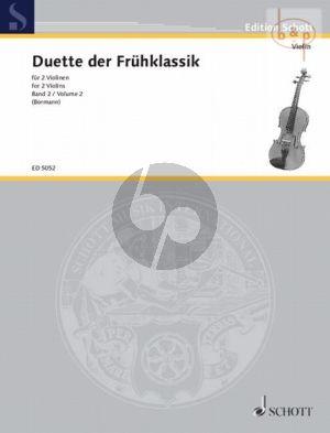 Duette der Fruhbarock Vol.2