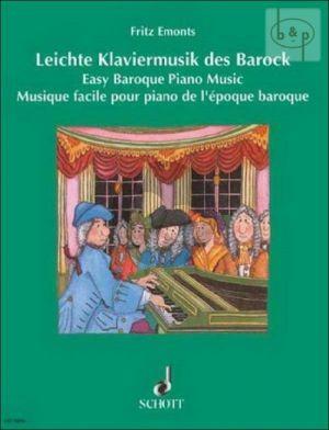 Leichte Klaviermusik des Barock