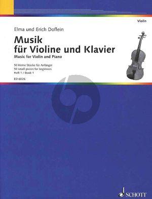 Musik Vol.1 Violine und Klavier