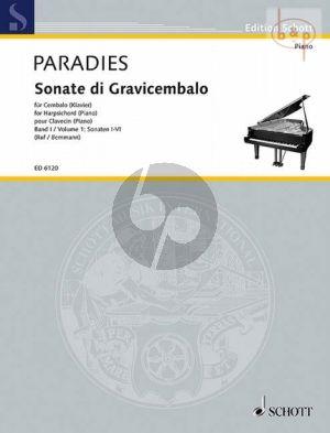 Sonate di Gravicembalo Vol.1