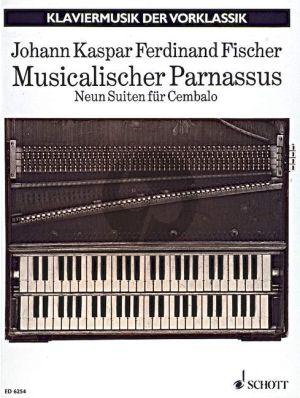 Musikalischer Parnassus Cembalo