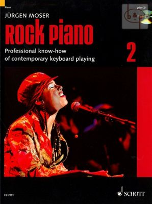 Rock Piano Vol. 2