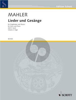 Lieder & Gesange Vol.3 Hoch