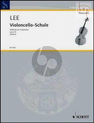 Violoncello-Schule Op.30