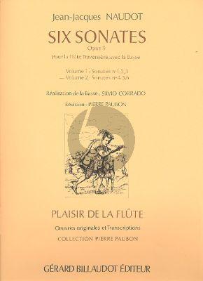 6 Sonates Op.9 Vol.2