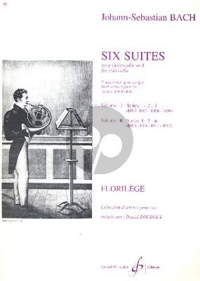 6 Suites Vol.1 (No.1-3)
