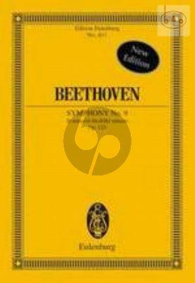 Symphony No.9 Op.125 D-Minor (Clarke)