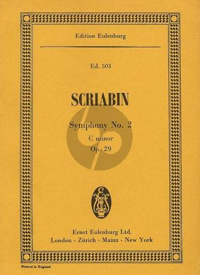 Symphony No.2 c-minor Op. 29