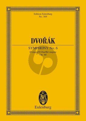 Symphony No.6 D-major Op.60