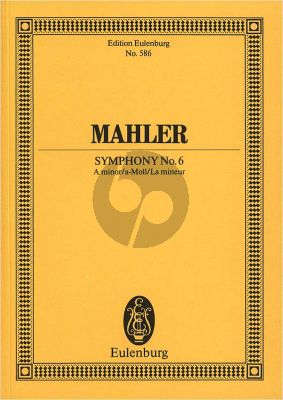 Symphony No.6 A-minor Studyscore