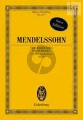 The Hebrides -Ouverture for Orchestra Op.26 (Clarke)
