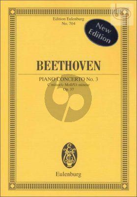Piano Concerto No.3 Op.37 c-minor (Piano-Orch.)