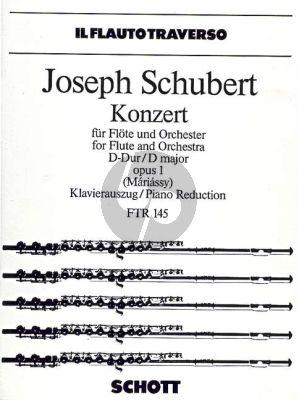 Konzert D-dur Op.1