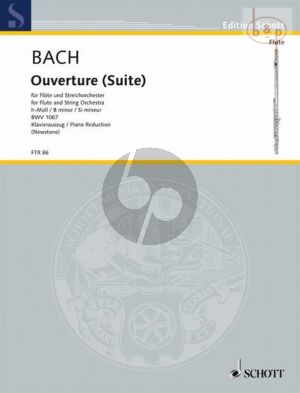 Suite h-moll/B-minor BWV 1067