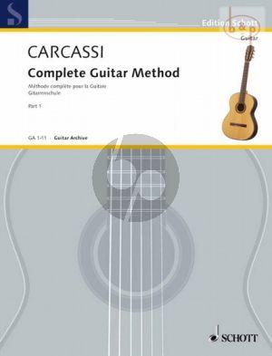 Complete Guitar Method Vol.1