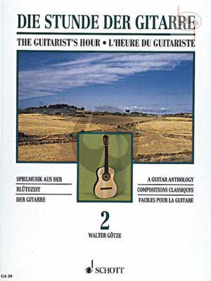 Die Stunde der Gitarre (The Guitarist's Hour) Vol.2