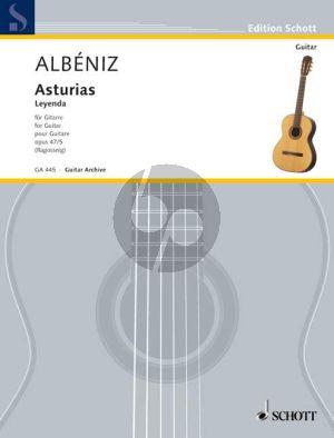 Asturias Op.47 No.5