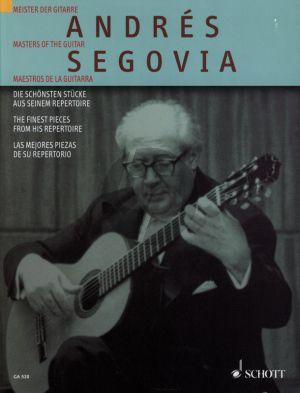 Andres Segovia Meister der Gitarre (Master of the Guitar)