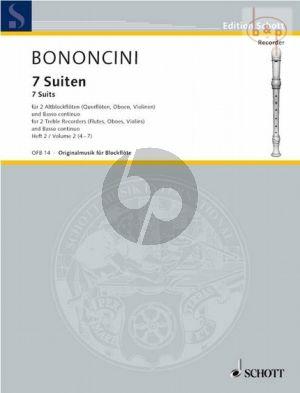 7 Suiten Vol.2 (No.4 - 6)