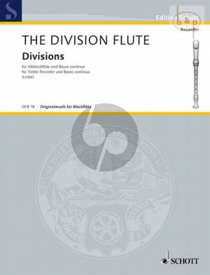 The Division Flute Treble Recorder and Bc