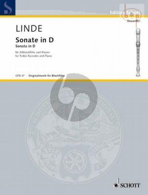 Sonate D-major
