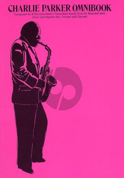 Charlie Parker Omnibook for all Bb Instruments