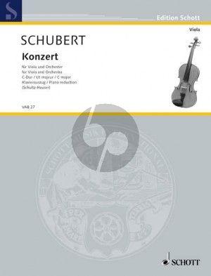 J. Schubert Konzert C-Dur