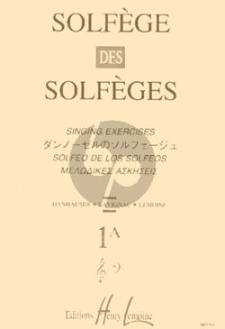 Solfeges vol.1A