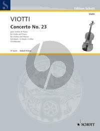 Konzert nr.23 viool-piano (Crickboom)