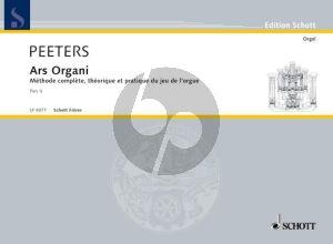 Peeters Ars Organi 2