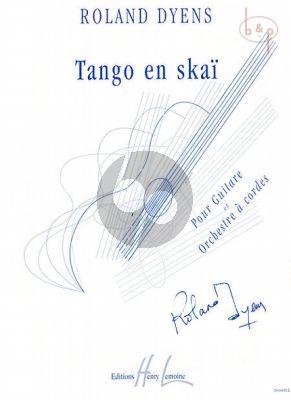 Dyens Tango en Skai pour Guitare