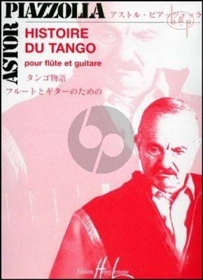Histoire du Tango Flute-Guitar