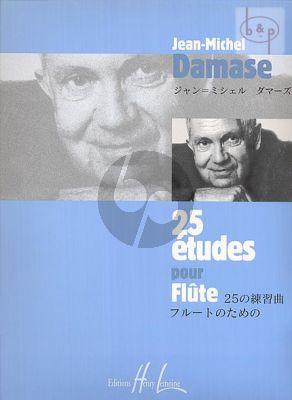 25 Etudes Flute