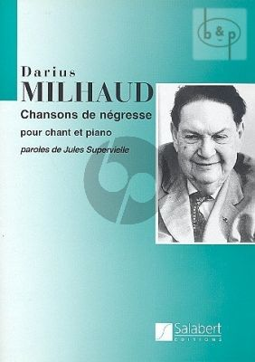 Chansons de Negresse Op.148b