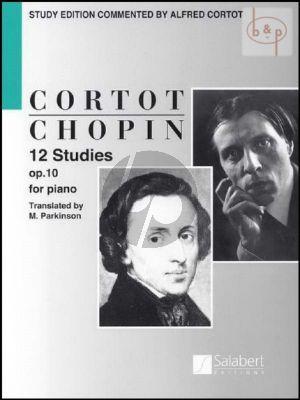 12 Etudes Op.10 Piano