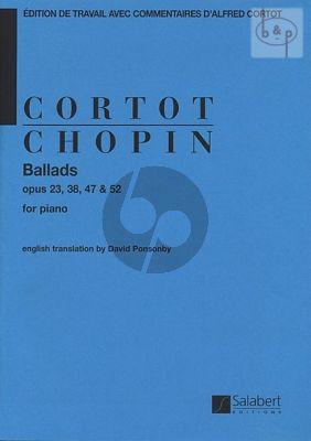 Ballades Piano solo