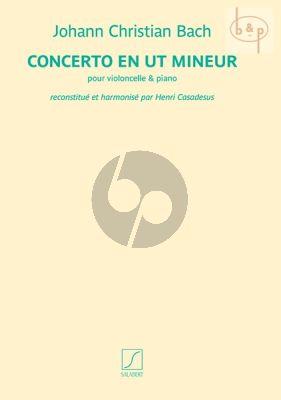 Concerto c-minor Violoncello-Piano