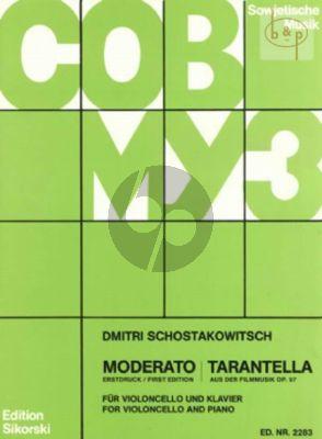 Moderato & Tarantella