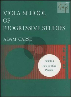 Viola School of Progressive Studies Vol.4