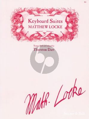 Locke Complete Keyboard Music Vol.1 (Thurston Dart)
