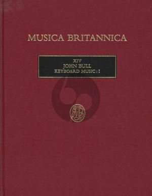 Bull Keyboard Music Vol.1 (Edited by John Steele & Francis Cameron)