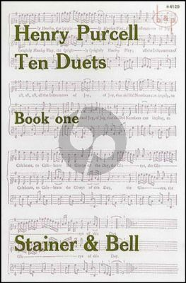 10 Duets Vol.1 2 Voices and Piano