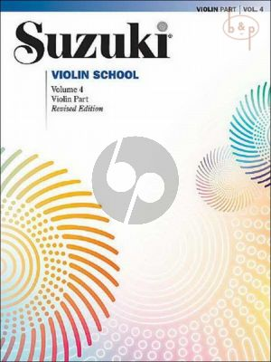 Violin School Vol.4